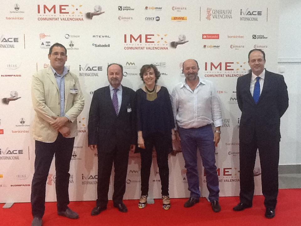 Feria IMEX - IBIAE Ponentes