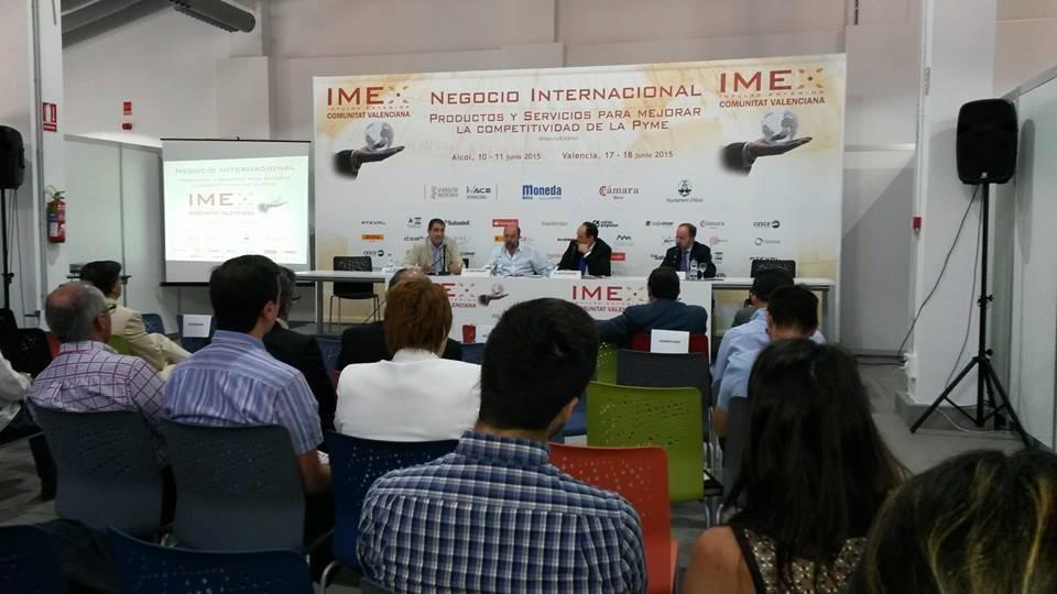 Feria IMEX - IBIAE Conferencia