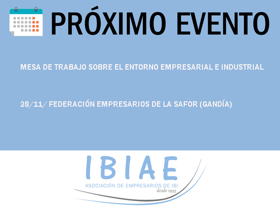 IBIAE - REUNION CON IVACE E IVIE