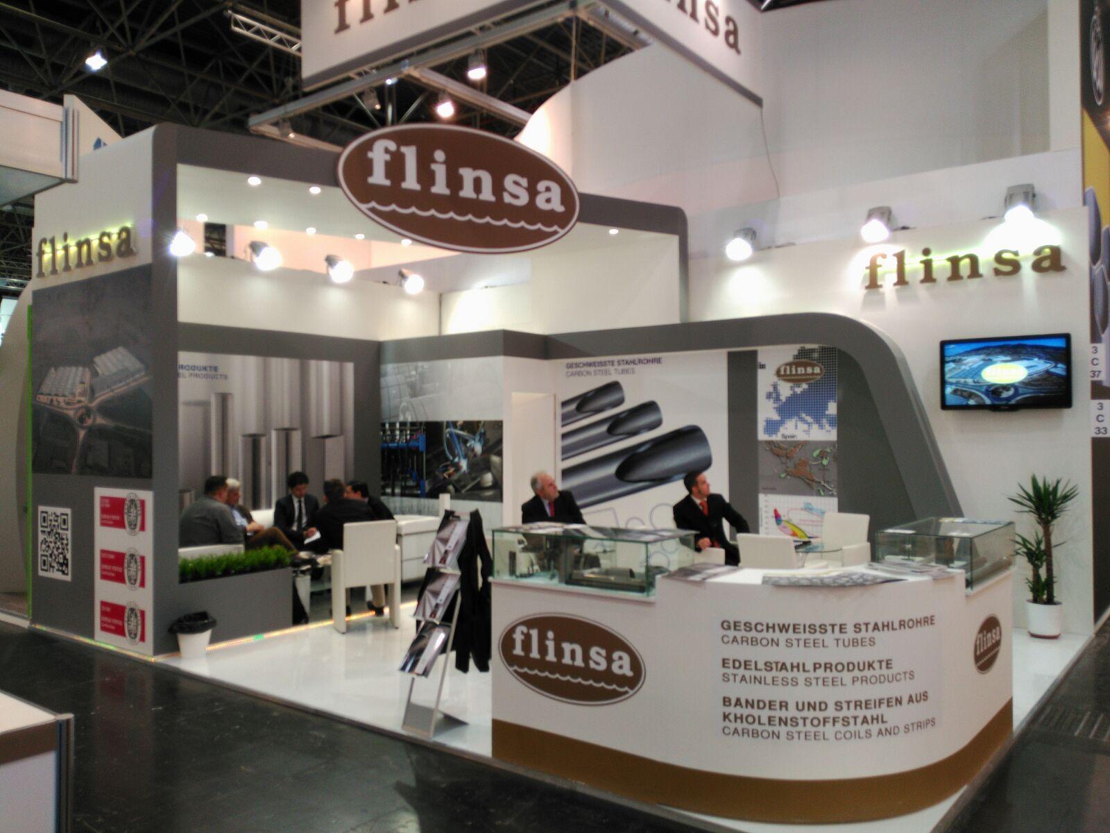 IBIAE - FLINSA- TUBE 2016 DÜSSELDORF