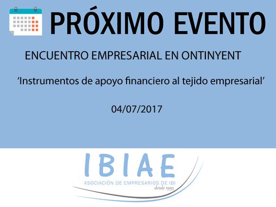 IBIAE - ENCUENTRO EMPRESARIAL ONTINYENT