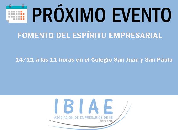 IBIAE - CHARLA EN EL COLEGIO SAN JUAN Y SAN PABLO