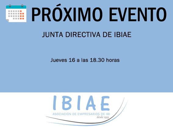 ibiae junta directiva marzo 2017