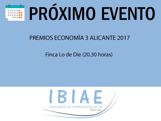 IBIAE - PREMIOS ECONOMIA 3 2017