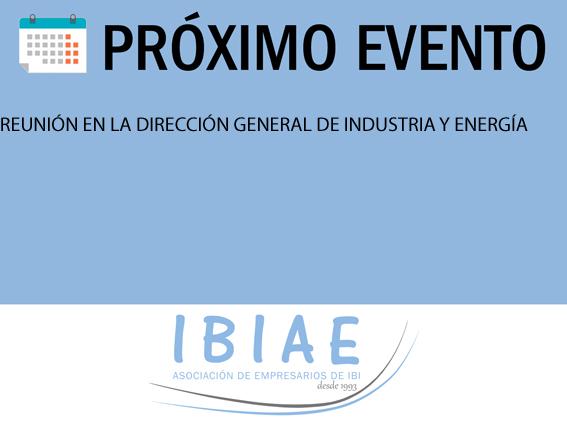 ibiae - reunion valencia con Diego Maciá